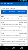 Screenshot of OBD Auto Doctor