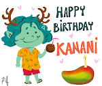 Kanani's birthday