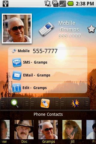 【免費通訊App】Contacts Blast-APP點子