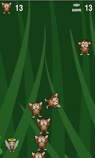 Monkey Stack - screenshot