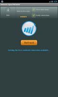 Screenshot of Network Signal Refresher Pro