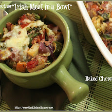 "Another ""Irish Meal in a Bowl"" Baked Chopped"