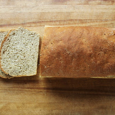 The Bread Bible's Seeded Dill Rye