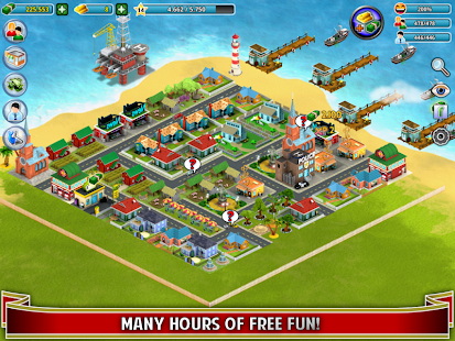 APK Game City Island ™: Builder Tycoon for iOS