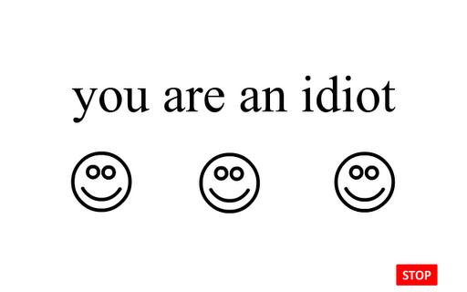 You are an idiot HAHAHA