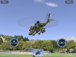 Screenshot of Absolute RC Heli Sim