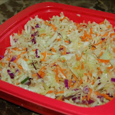 Honey-Lime Cole Slaw