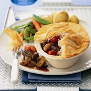 Steak And Kidney Pies