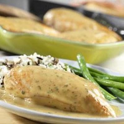 Creamy Chicken Dijon