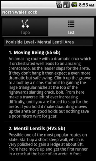 【免費運動App】North Wales Rock Climbing-APP點子
