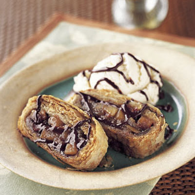 Autumn Apple Strudel