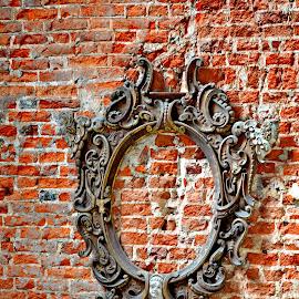 Mirror mirror by Irina Brinza - Buildings & Architecture Architectural Detail ( mirror, wall )