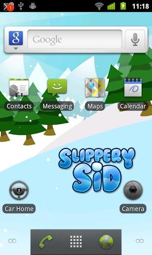 Slippery Sid Live Wallpaper