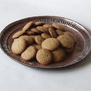 Spiced Almond Biscuits