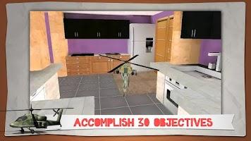 Screenshot of Helidroid Battle: 3D RC Copter