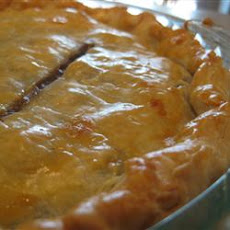 Beef, Mushroom and Guinness® Pie