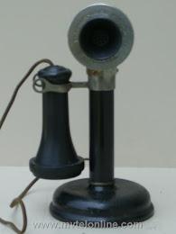 Candlestick Phones - Leich 2 Candlestick $200 1