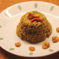 Aromatic Indian Shrimp Pilaf (Kolambi Bhaat)