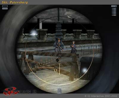 Hitman 2: Silent Assassin - Helle Marijnissen