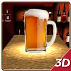 Beer Pushing Game 3D icon