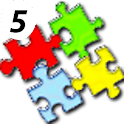 SuperJigSaw Flowers icon