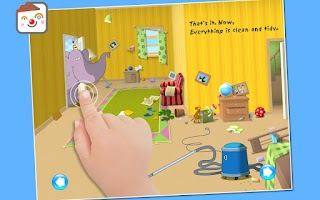 Screenshot of Story Book Panda Panda Lite