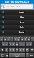 Screenshot of Free Christian Ringtones