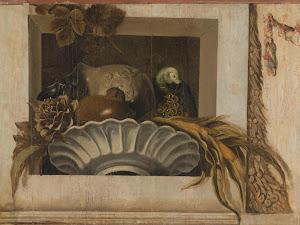 RIJKS: Jacob van Campen: painting 1650
