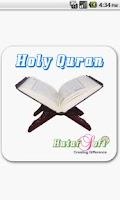 Screenshot of Al Quran (Eng) + Audio Full