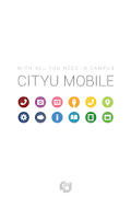 Screenshot of CityU Mobile
