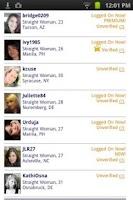 Screenshot of Overweight Date (BBW Dating)