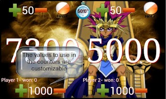 Screenshot of YuGiOh ! Life Counter