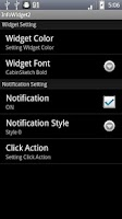 Screenshot of InfoWidget2