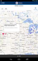 Screenshot of FEMA
