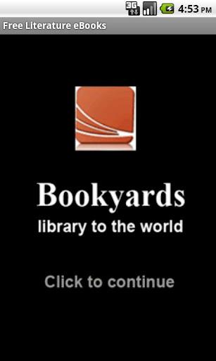 Literature eBooks
