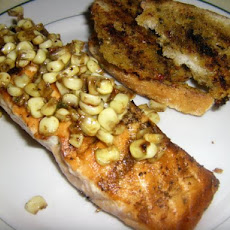 Grilled Salmon by Bobby Flay (Healthy)