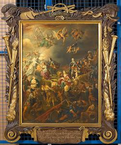 RIJKS: Adriaen van Nieulandt (I): painting 1650