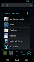 Screenshot of Home Button Launcher