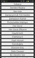 Screenshot of Beşiktaş Marş ve Zil Sesleri