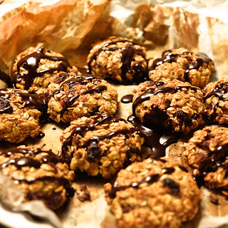 Gluten Free Banana Oatmeal Cookies Recipes