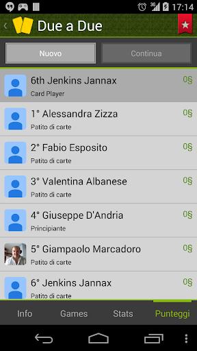 Italian Solitaire Pro - screenshot