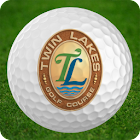 Twin Lakes Golf Course icon