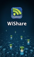 Screenshot of WiShare BETA