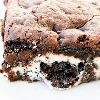 Cookies N Creme Brownies