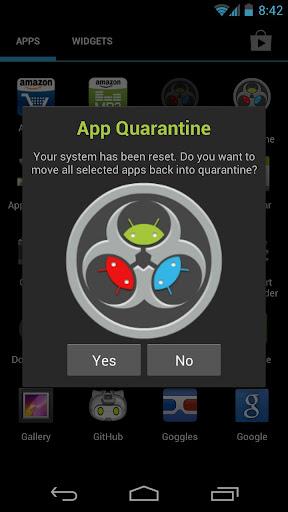 【免費工具App】App Quarantine ROOT/FREEZE-APP點子