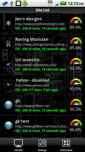 URL Maestro Lite