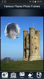 App Famous Places Photo Frames APK for Kindle
