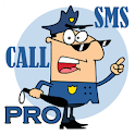 SMS & Call Blocker PRO icon