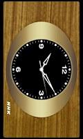 Screenshot of NHK Clock