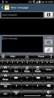 Screenshot of A.I. type Dusk Black Pure Skin